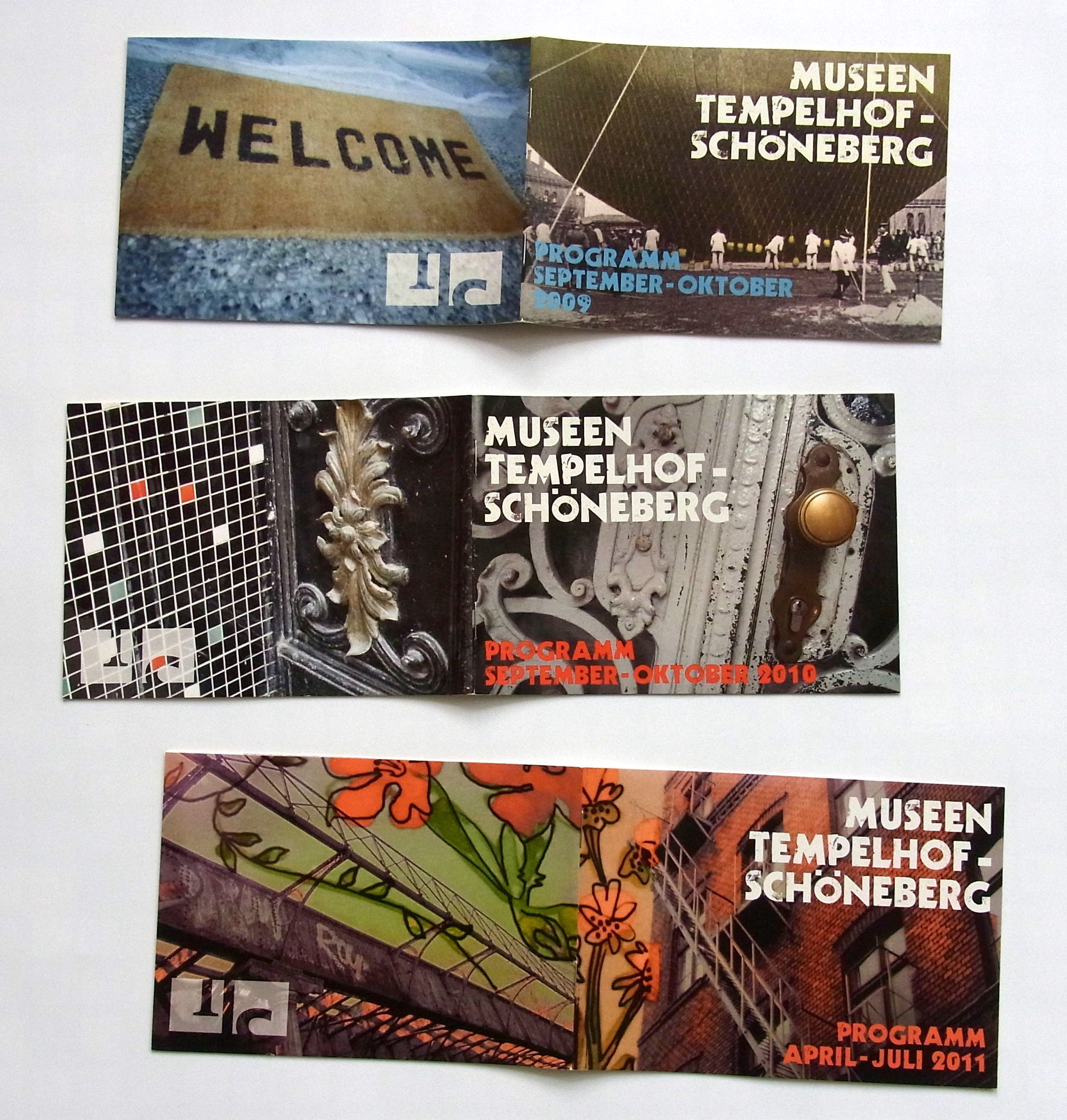 Programme Museen Tempelhof-Schöneberg