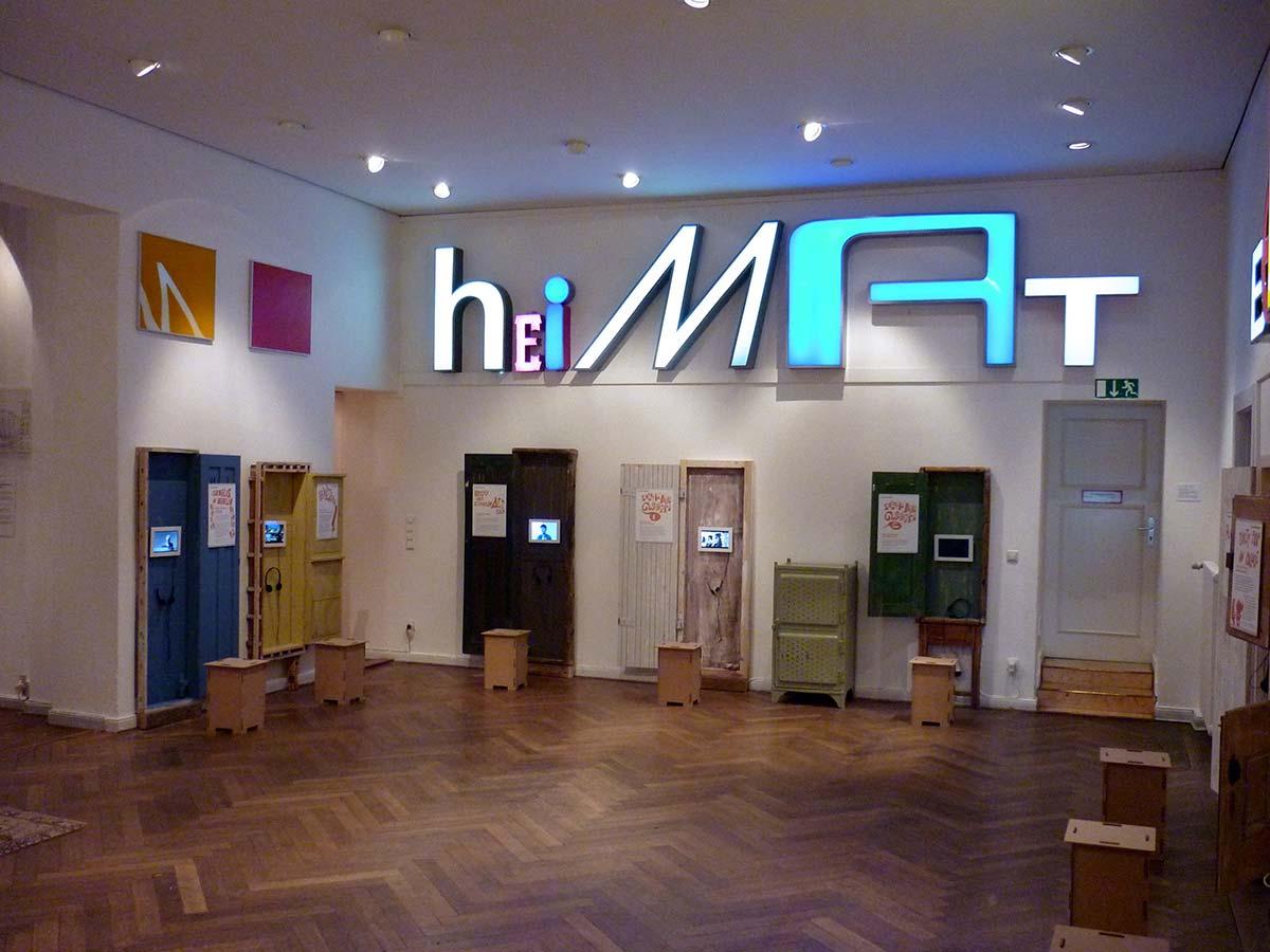 Projektschau Heimat Berlin